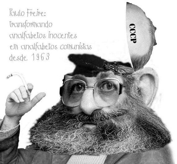 Os Frutos Podres Da Pedagogia De Paulo Freire Deus Lo Vult